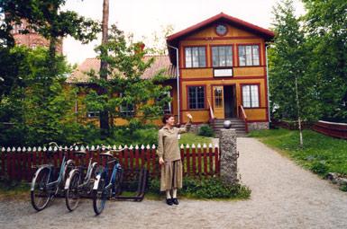 Ordenshuset Brofästet. Foto: Skansen