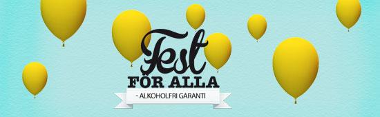 Fest för alla
